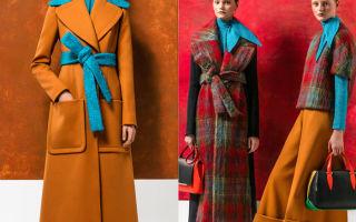 Выбираем идеальный фасон пальто