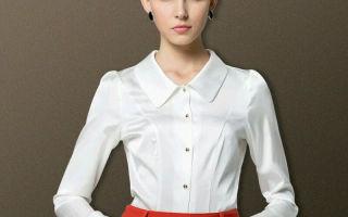 Учимся носить и выбирать белую рубашку безупречно