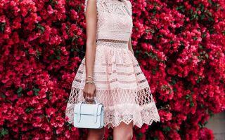 Как правильно подобрать платье