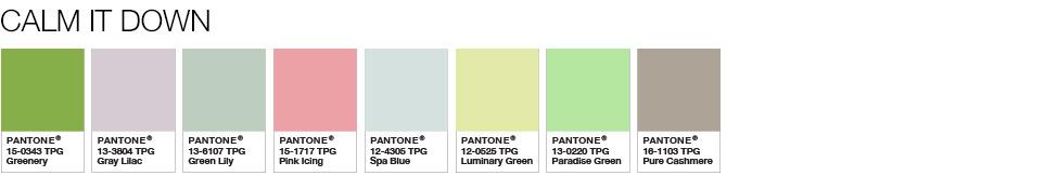Цвет года 2017, сочная зелень, как сочетать