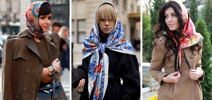 Подобрать платок или палантин к пальто