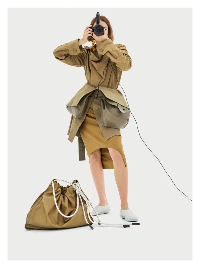 Модные сумки оверсайз