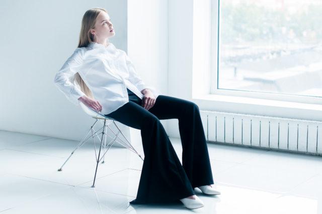 Белые рубашки, не требующие глажки