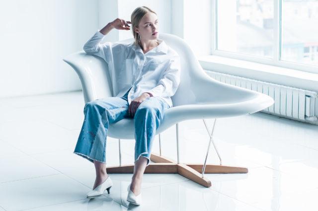 Белые рубашки, которые не нужно гладить