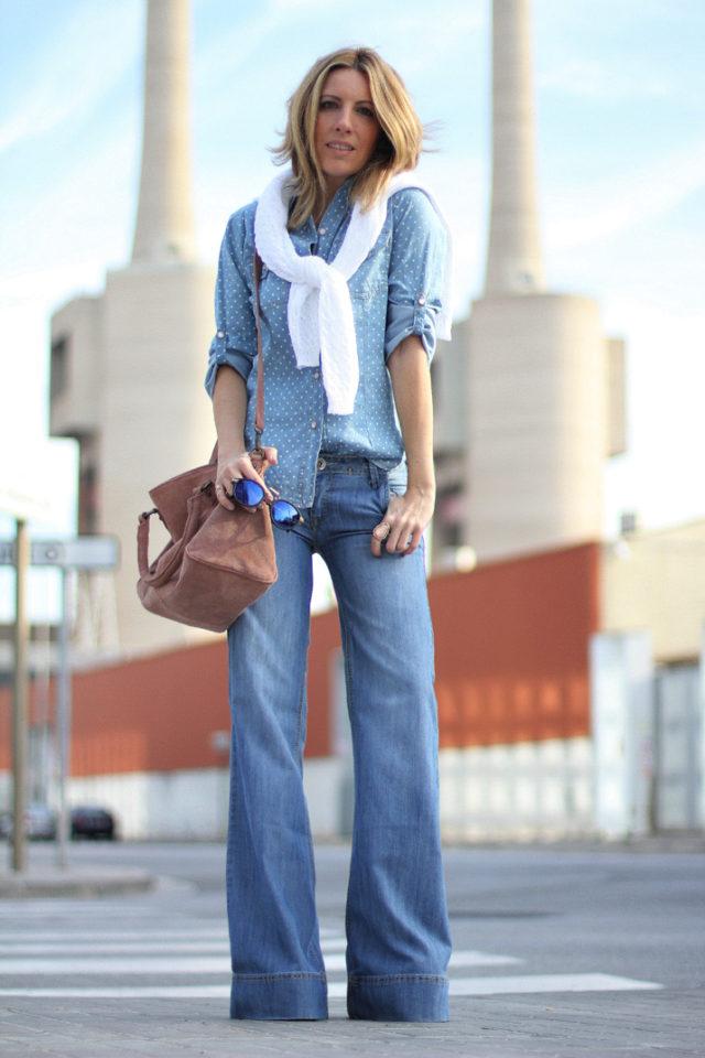 Модные тенденции 2018: джинсы