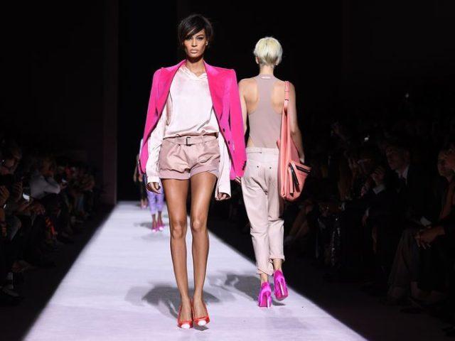 Модные цвета 2018: розовый